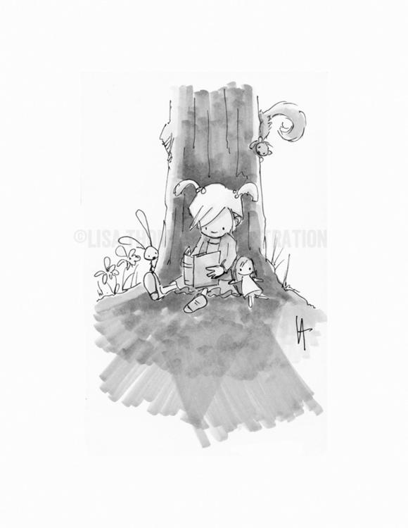 kidlitart, sketchbook - lisat-7232 | ello