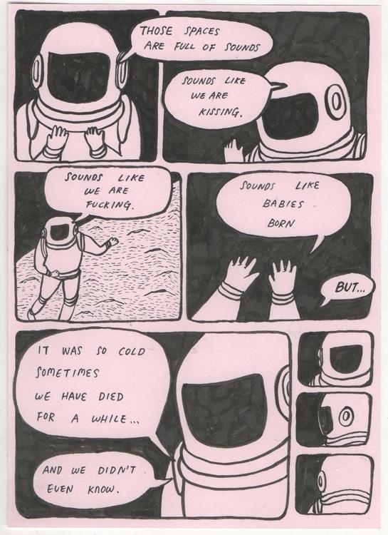 illustration, comic - pampamliu | ello