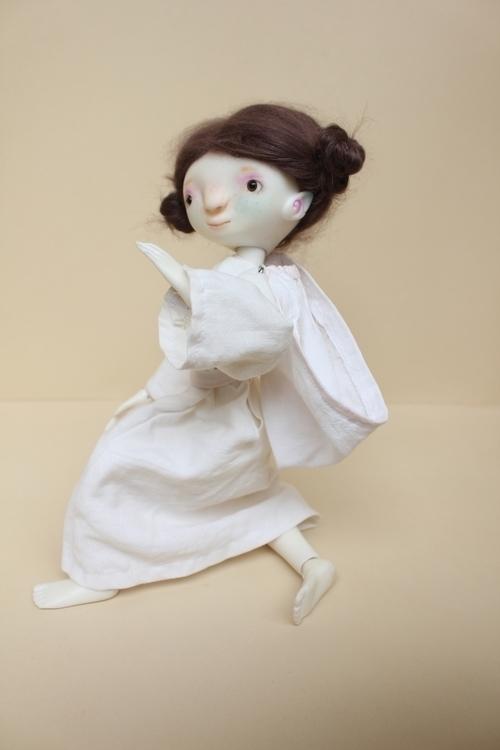 Aurora (Toopi Dolls) - Leia - toy - marianazancheta | ello