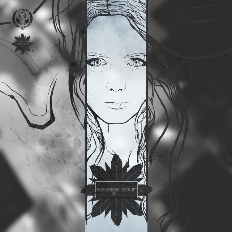 illustration, painting, design - ivanelephant | ello