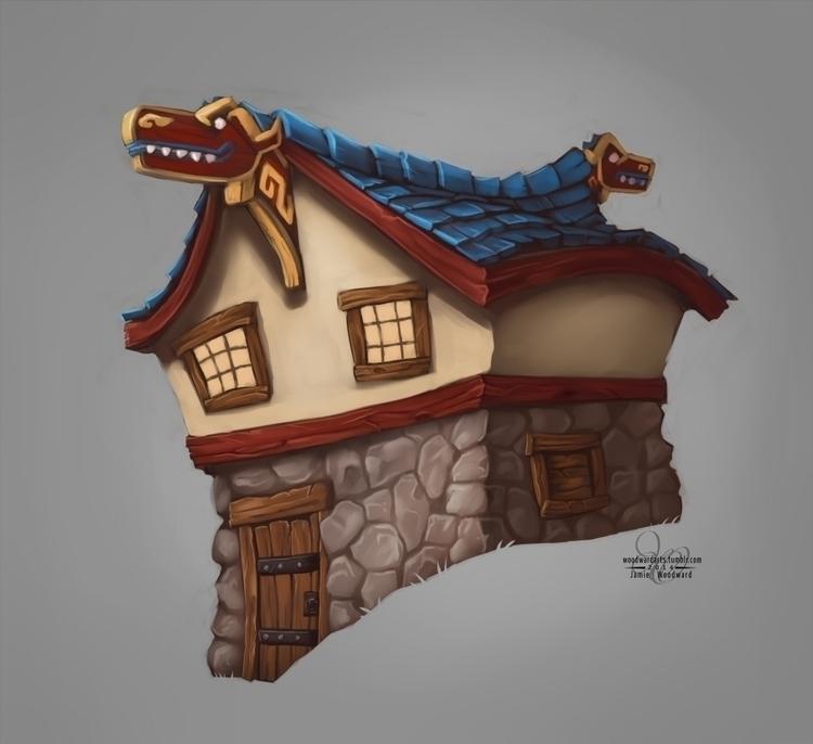 hut designs - jamiesquibles | ello