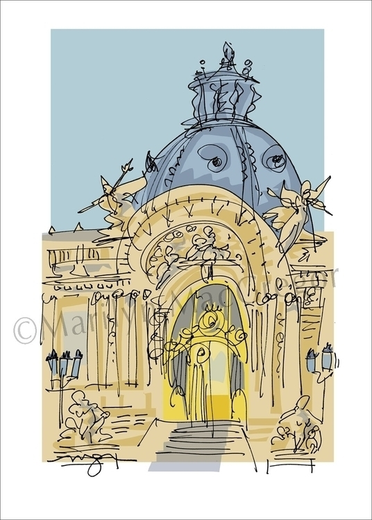 Paris Petit Palais fine art pri - macgregorart | ello