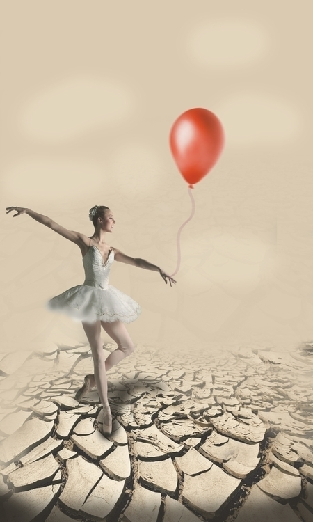 flying beauty - balerina, ballet - karazorel-1080 | ello
