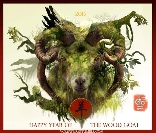Happy Chinese Year friends - chinesenewyear - vcreatures | ello