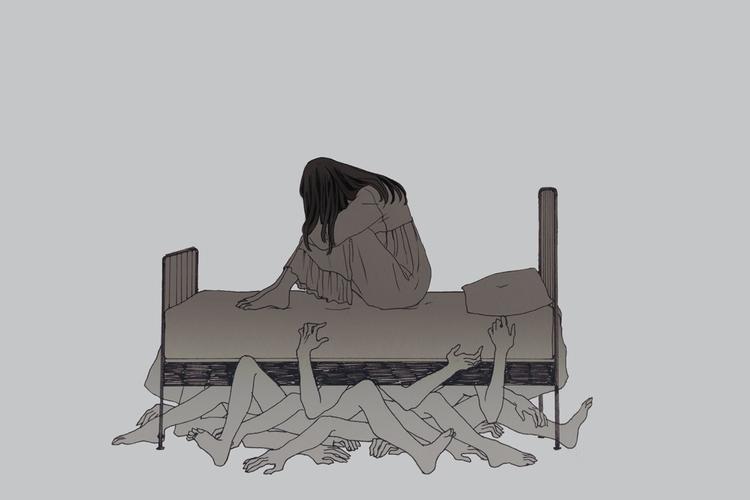 Nightmare Series_03 - nightmare - mioim | ello