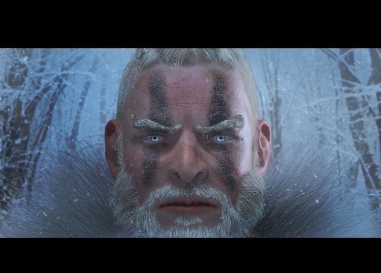 Viking - characterdesign, 3d - gerardlituanas | ello