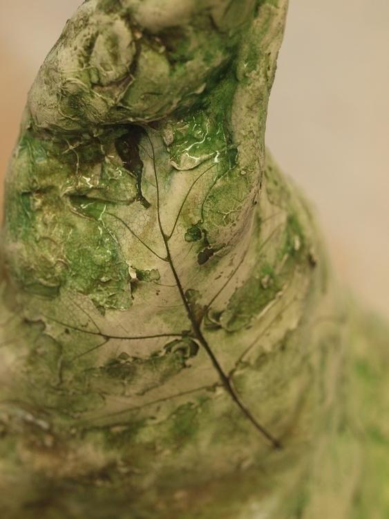 Earth Detail Clay, Imprinted Le - devon_kelly | ello
