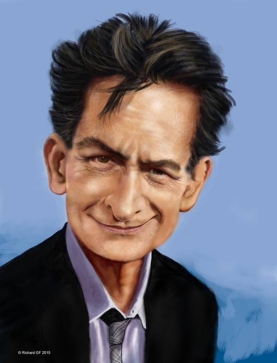 Charlie Sheen - richardguillen | ello