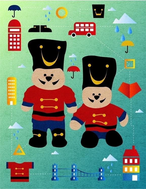 Twins - illustration, conceptart - karylnerona | ello