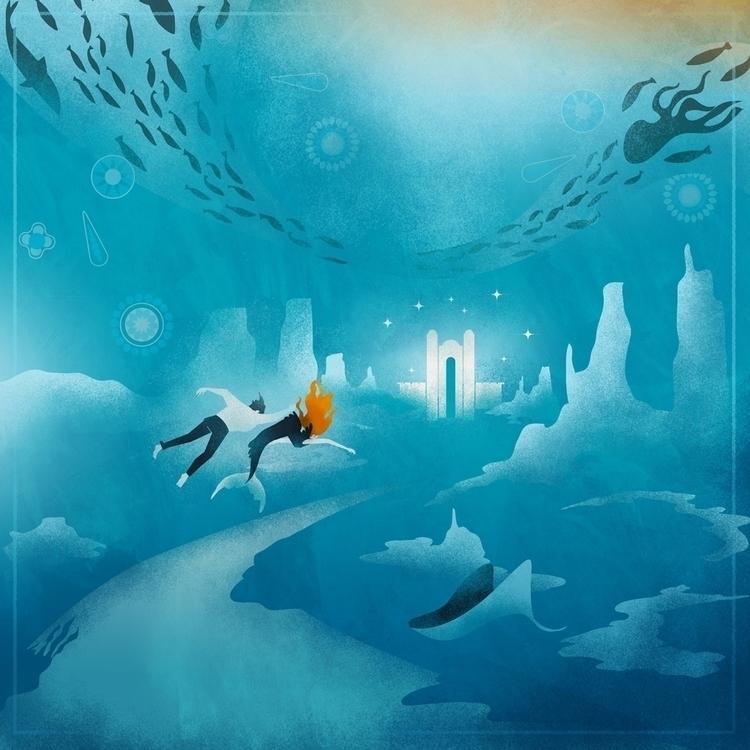 Lost Sea 7/8 - cecimonster | ello