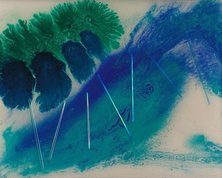 Wings Achievement 3 - painting, acrylicpainting - douglasfischerfineart | ello