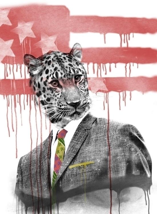 Punk life - leopard, fashion, rock - seren-1097 | ello