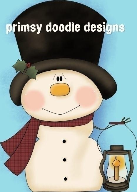 Snowman - illustration - lisacraig | ello