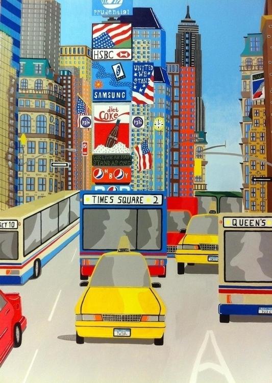 Times Square, York - newyork, timessquare - mohanballard | ello