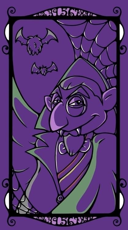 Count - count, purple - jellysoupstudios   ello