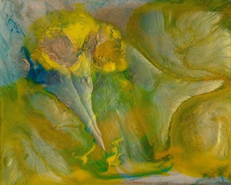 Splendid - painting, acrylicpainting - douglasfischerfineart   ello