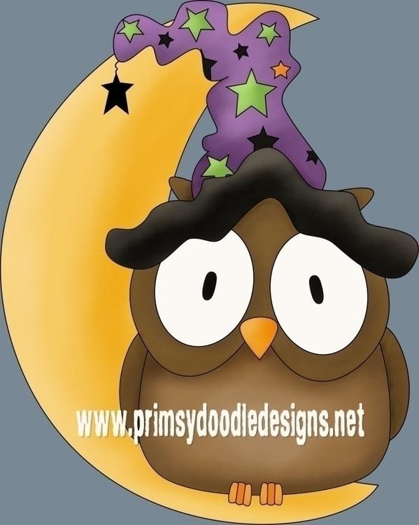 Owl Moon - illustration - lisacraig | ello