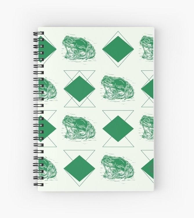 Lisa Wiersma notebook, toads - toad - lisawiersma | ello
