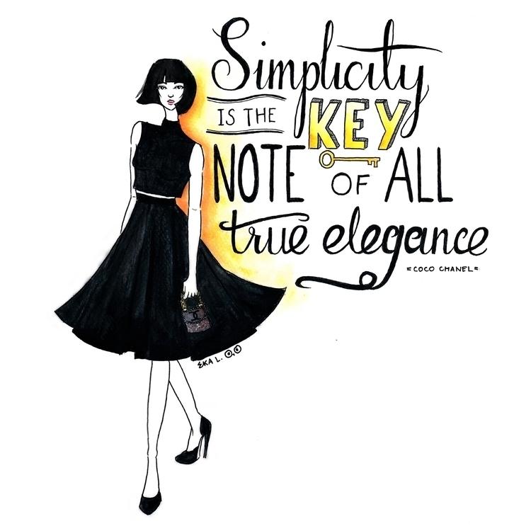 Coco Chanel - erikaliveta, fashion - erikaliveta | ello