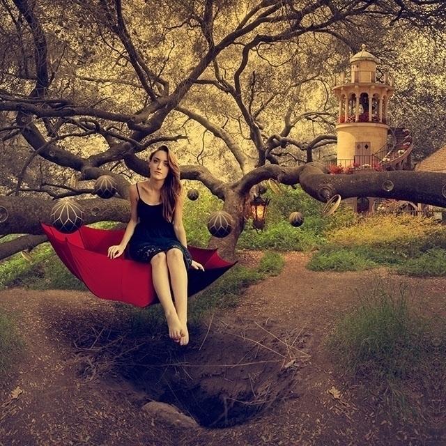 Gatekeeper - surreal, surrealism - nersoya | ello