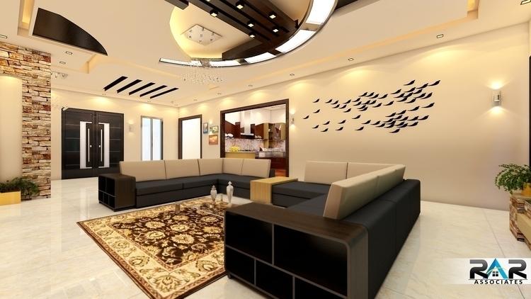 ROOM - 3d, design, interior, 3dinteriordesign - adnan-1371 | ello