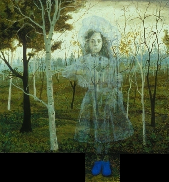 Anna Weather Hill, Oil Panel, 4 - bosborn | ello
