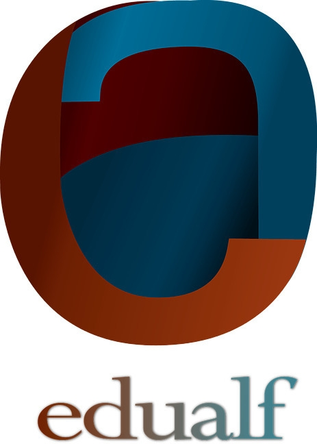 Edualf - logo, logodesign, graphicdesign - mauriciofreeze | ello