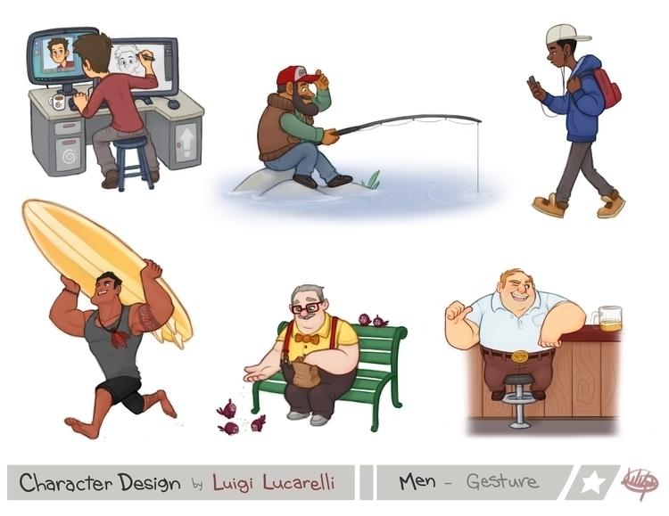 page bit longer finish fun work - luigil-2352 | ello
