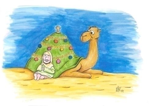 Camel Tree - alexcrump   ello