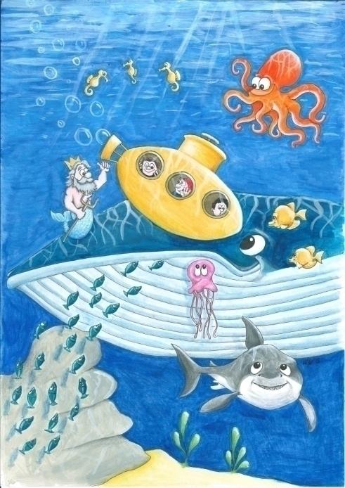 Sea - alexcrump | ello