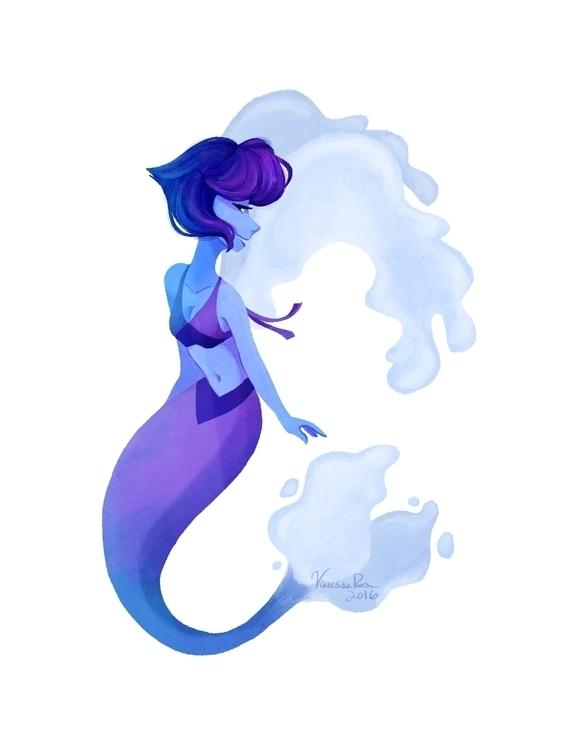 Lapis Lazuli Steven Universe Me - vanessacantessa | ello