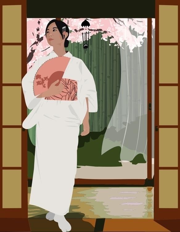 illustration - katiecalaway | ello