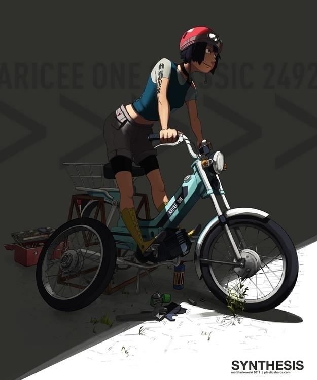 Aricee Classic - Optimistic! 20 - foxorian | ello