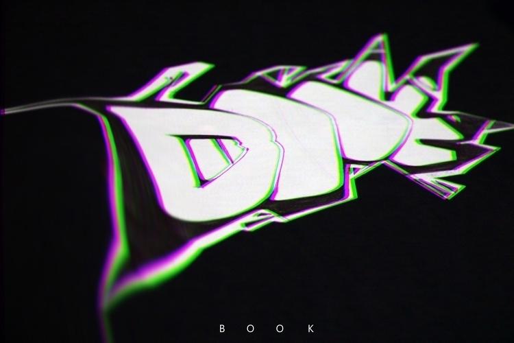 design, typography, typo, type - lidiagh | ello