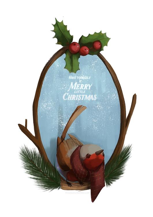 Merry holidays celebrate. watch - uru-1113 | ello