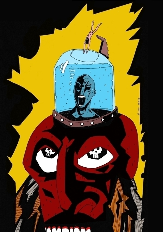 Anger - illustration - pittrorotelli   ello
