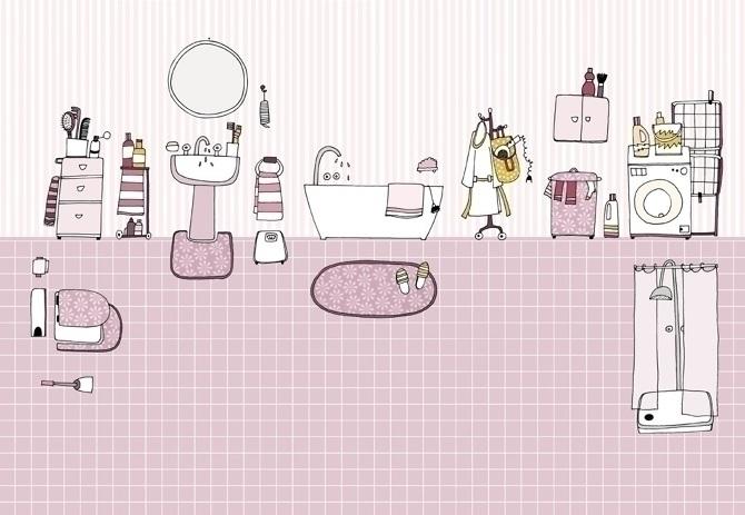 dossier illustration: Una casa  - silke-6038 | ello