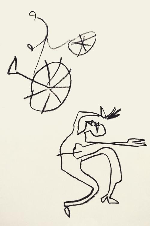 Velo - illustration, painting, drawing - robotgeisha   ello