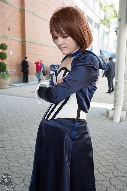 Bioshock Infinite - Elizabeth C - queenaussiesfx | ello