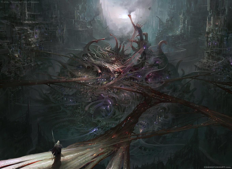 Torment Tides Numenera--Sojourn - yuanchang | ello