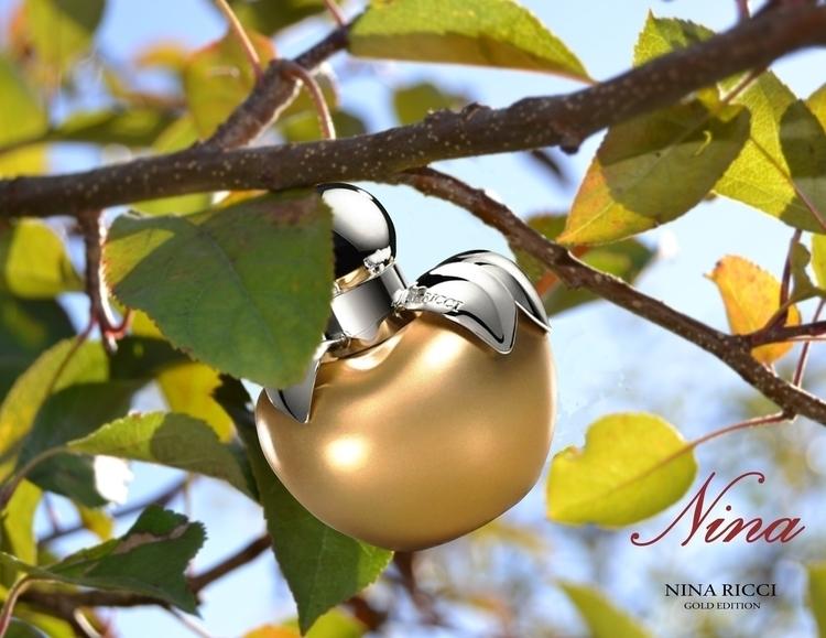 Nina Ricci Perfume - advertising - fatimaongleo | ello
