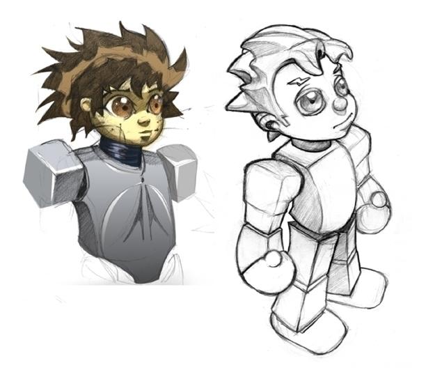 Hanson Robotics character produ - khalidrobertson | ello