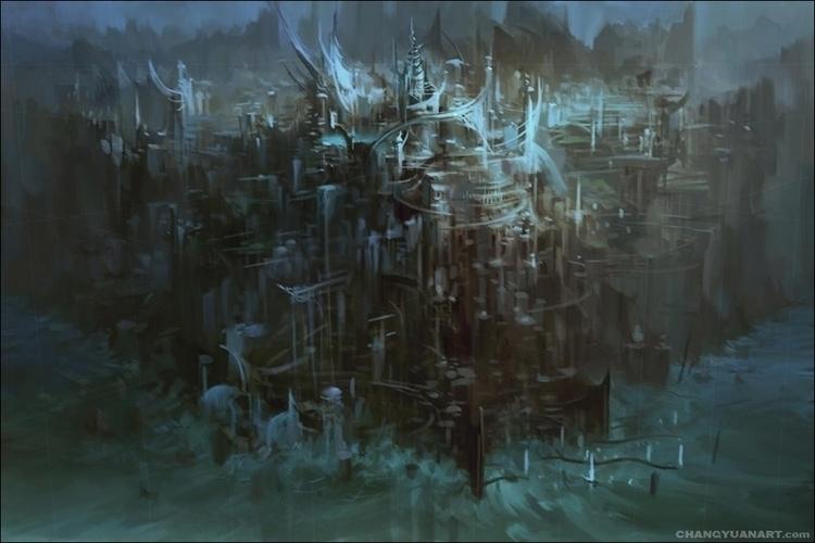 Torment: Tides Numenara - Cliff - yuanchang   ello