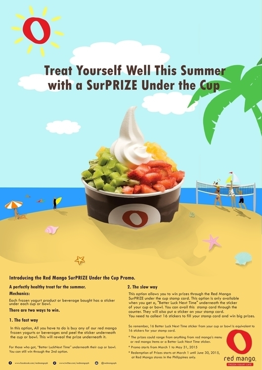 Introductory Ad Red Mango promo - fatimaongleo | ello
