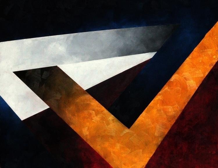 Abstract 04 - painting, abstract - alesa-7823 | ello