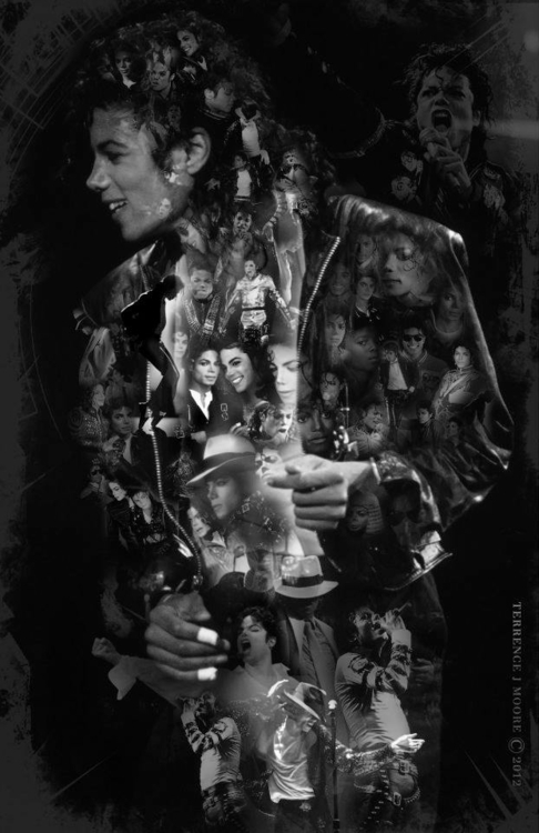 MJ - greatness, illustration, michaeljackson - tjmcollection | ello