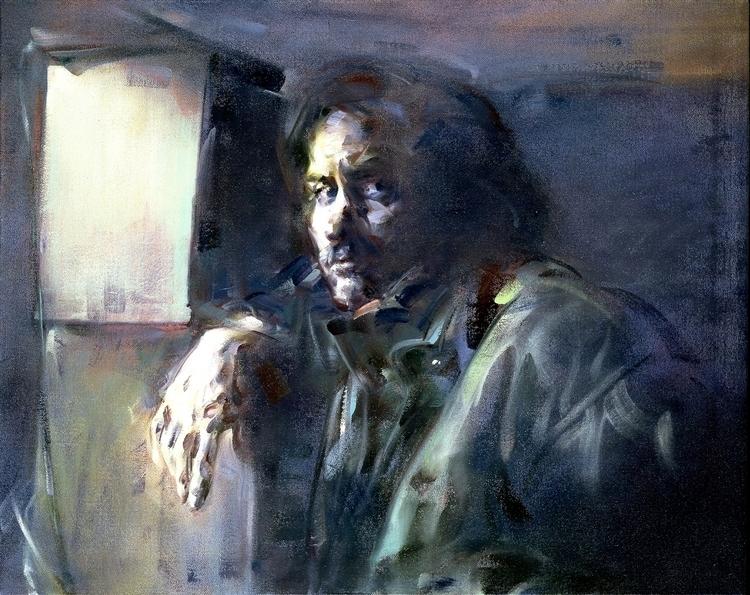Portrait Kip Hanrahan 11th Stre - ritchard27   ello