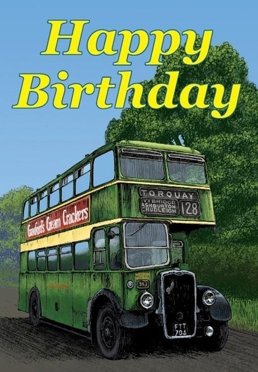 Western National bus birthday c - dannybriggs | ello