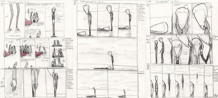 Scene 9 Collaboration: Storyboa - fagfedericaaglietti | ello