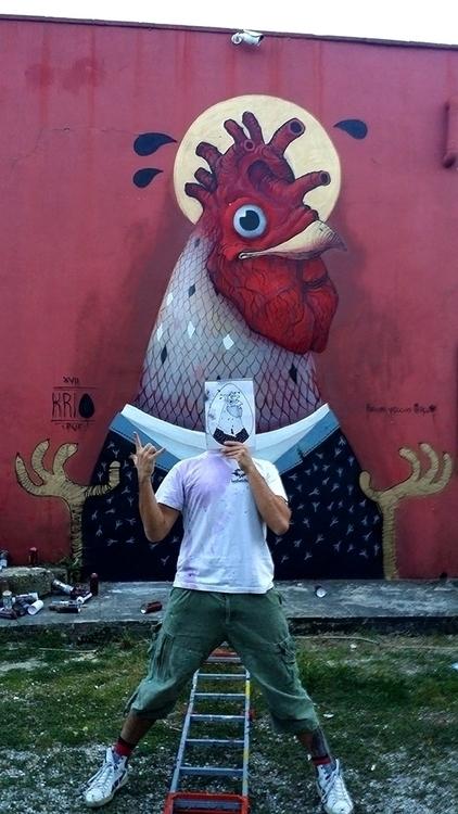 piece salento country syde - graffiti - kriospecialk | ello